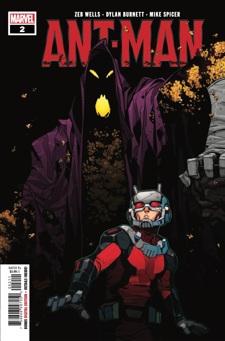 Marvel Preview: Ant-Man #2