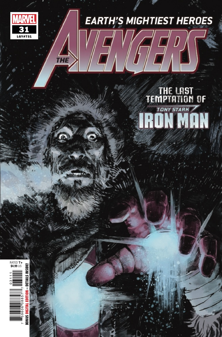 Marvel Preview: Avengers #31