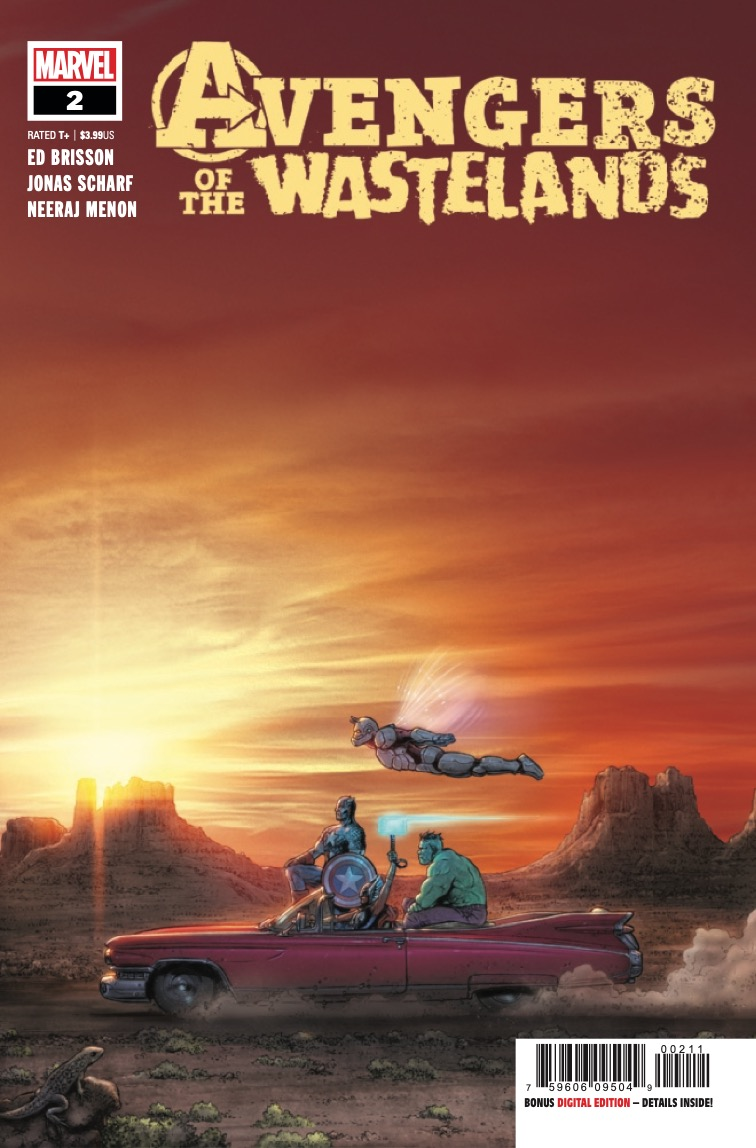Marvel Preview: Avengers of the Wastelands #2