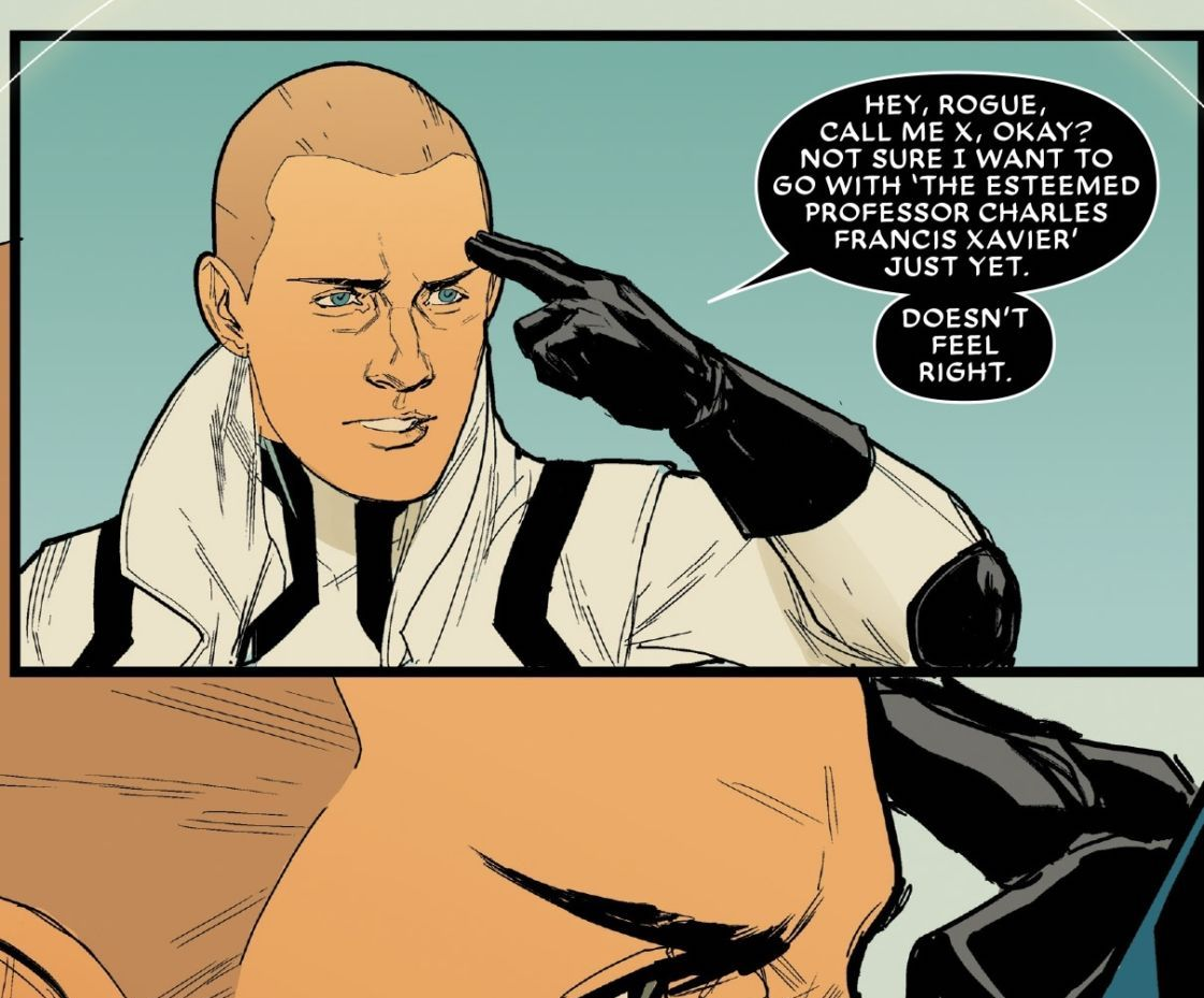 X-Men news: Xavier's identity gets a little more clear thanks to Jonathan Hickman's X-Men Monday