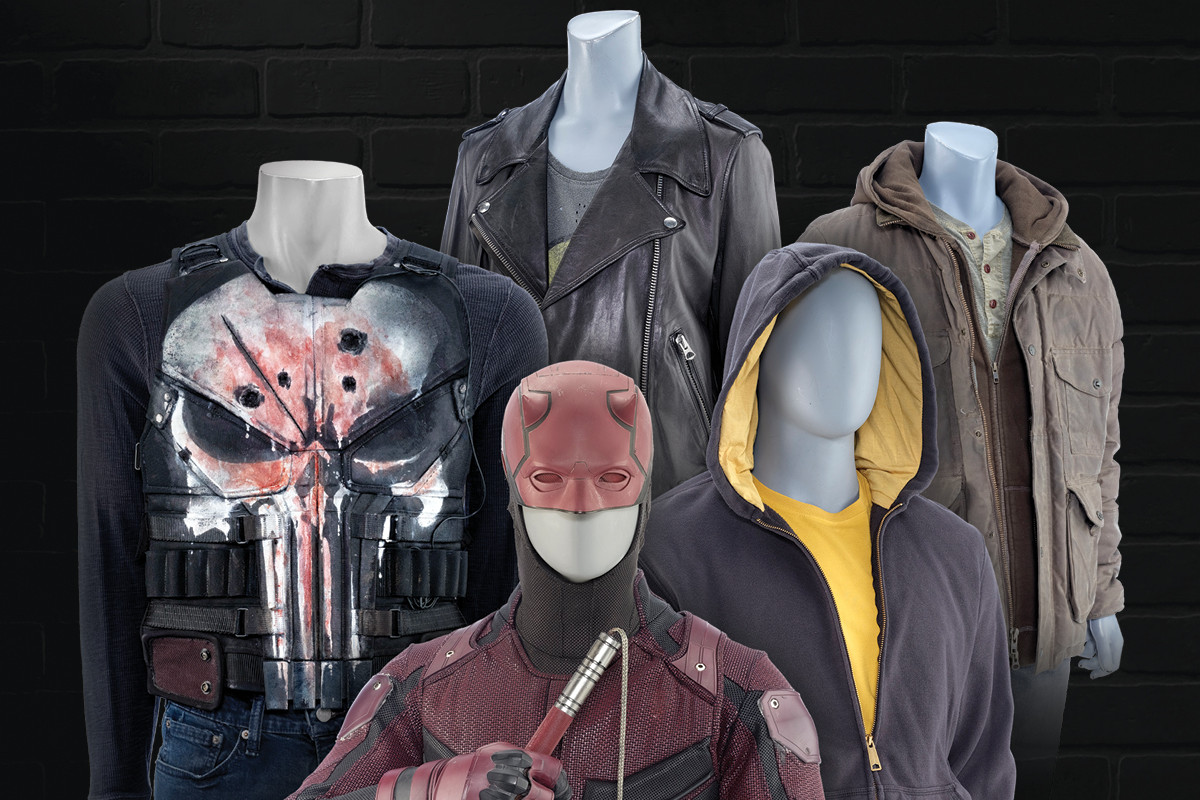 Items From the Netflix Marvel Shows Up for Auction