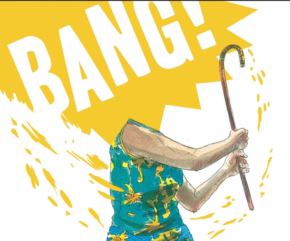EXCLUSIVE Dark Horse First Look: Bang! #4 solicit and covers