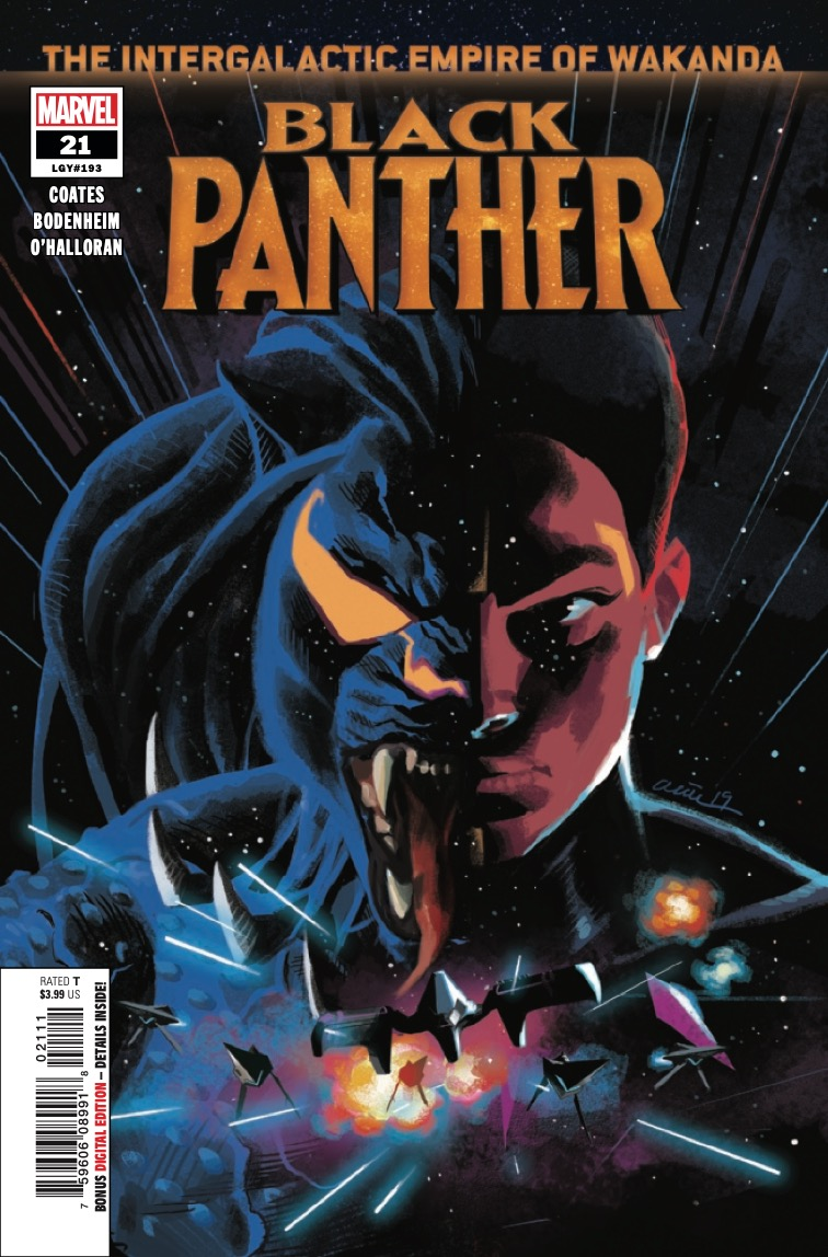 Marvel Preview: Black Panther #21
