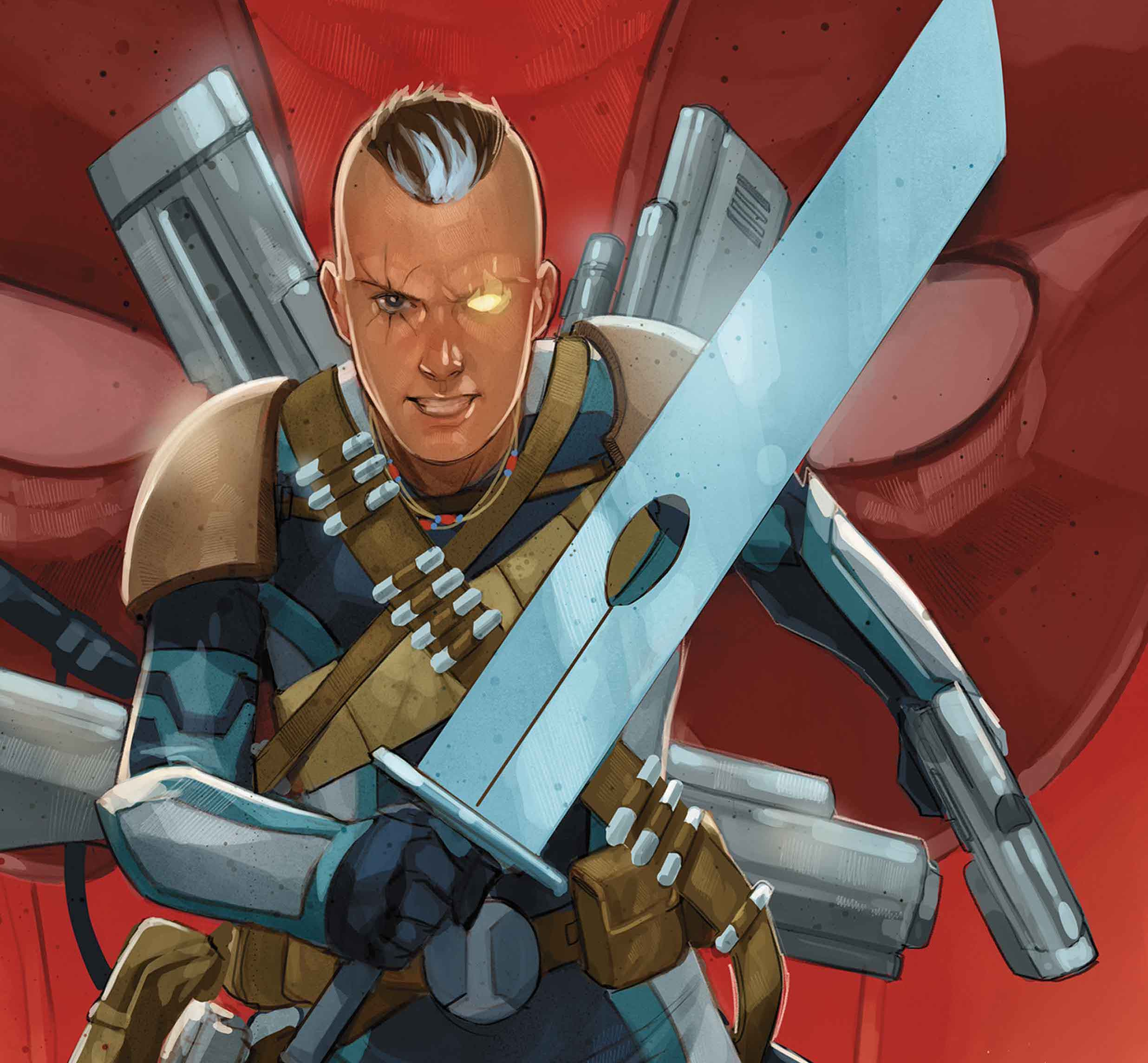 X-Men First Look: Deadpool and Cable teamup in Cable #3