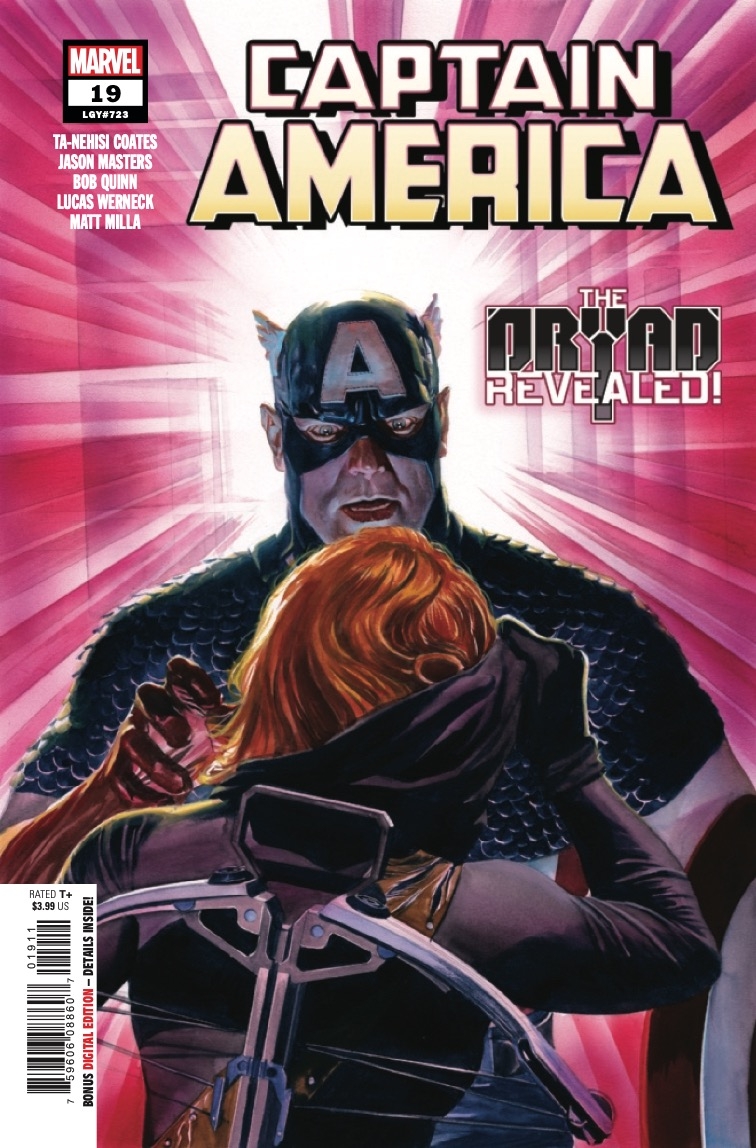 Cap comes face-to-face with the Dryad and learns her game-changing true identity!