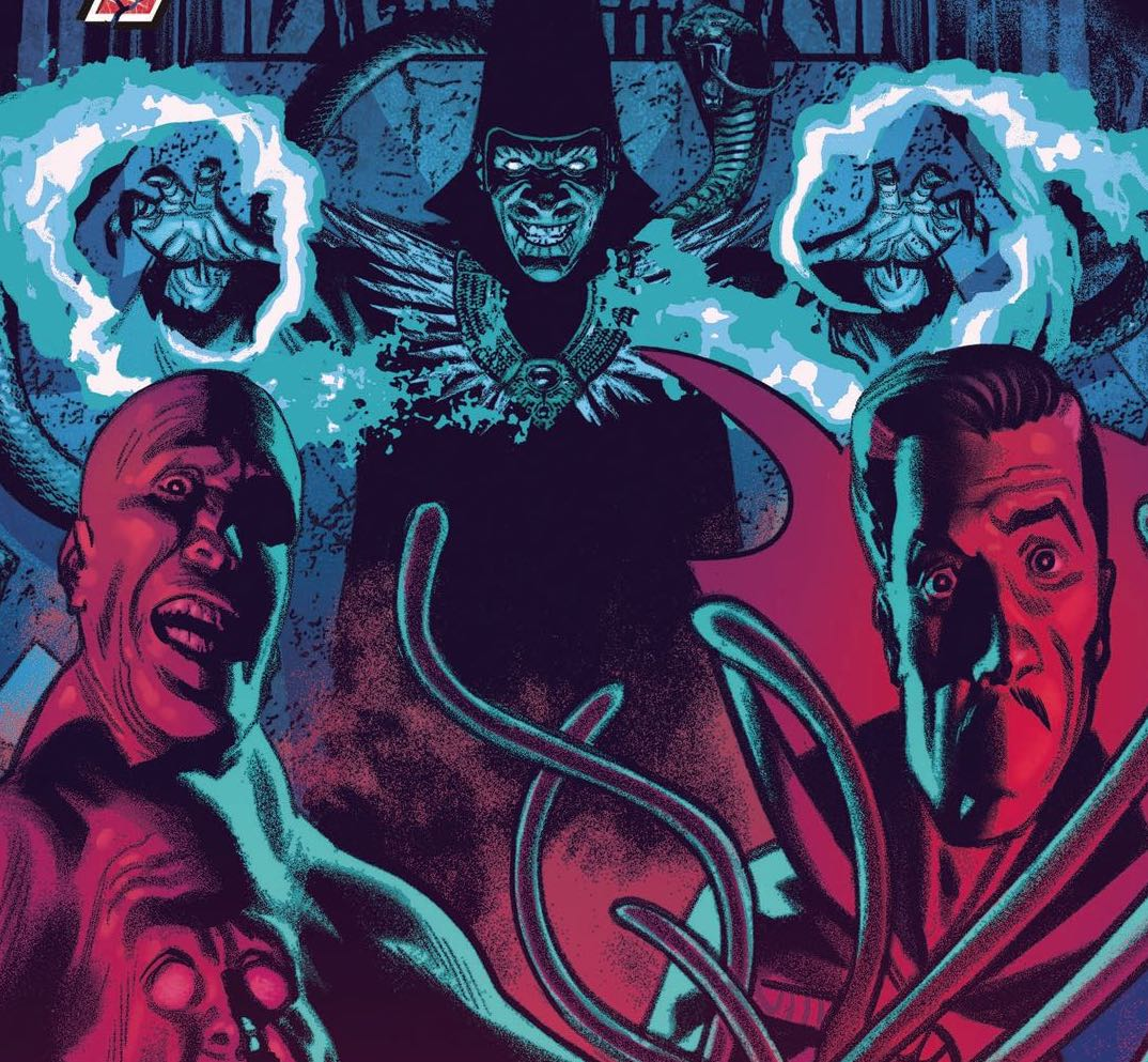 Savage Avengers #0 Review