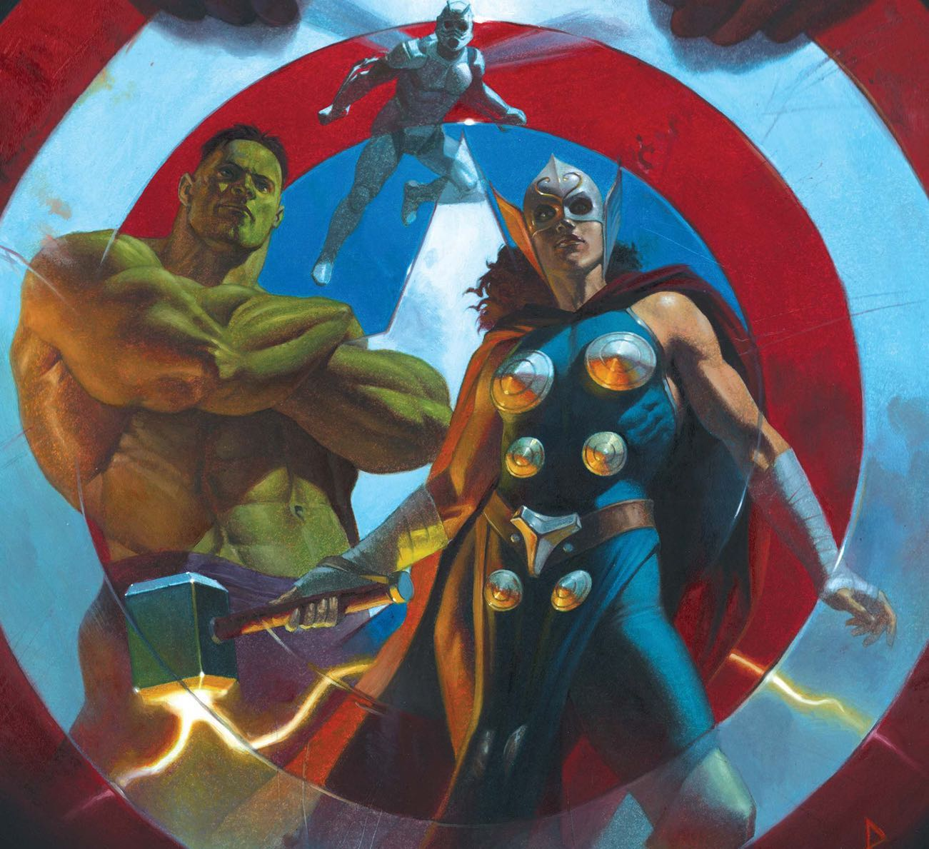 Avengers of the Wastelands #2 Review