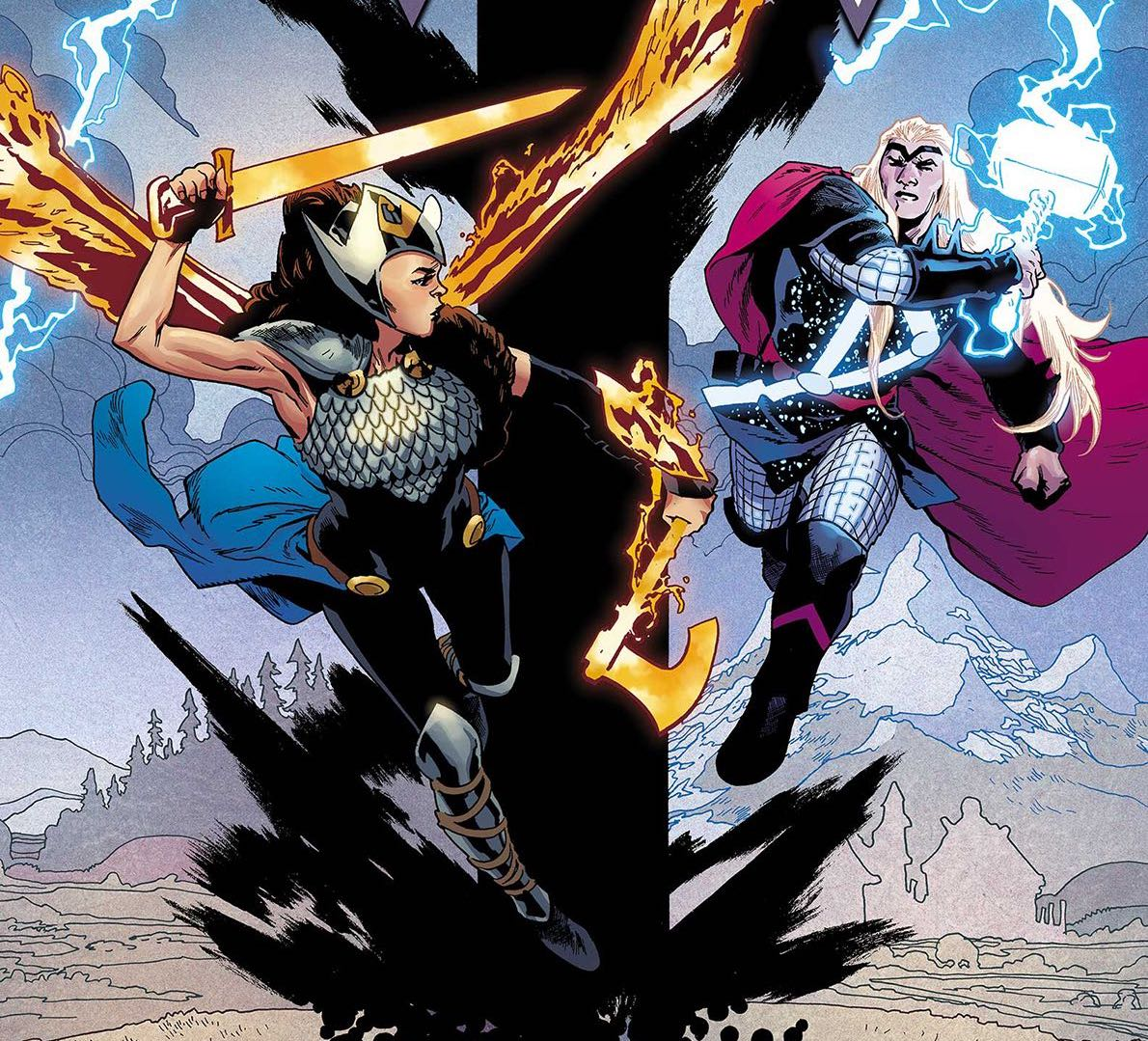 Valkyrie: Jane Foster #8 Review