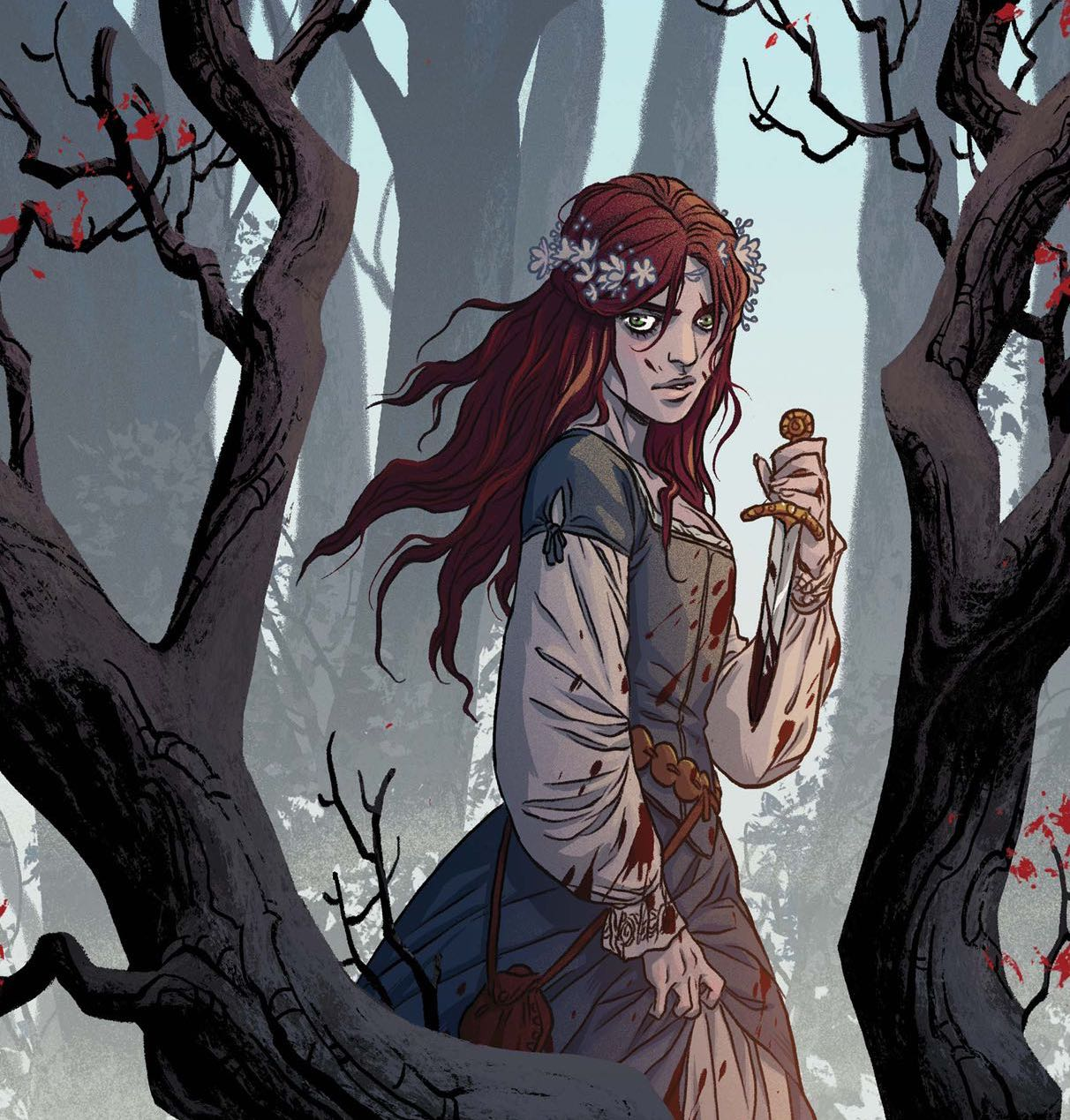 Dark Agnes #1 Review