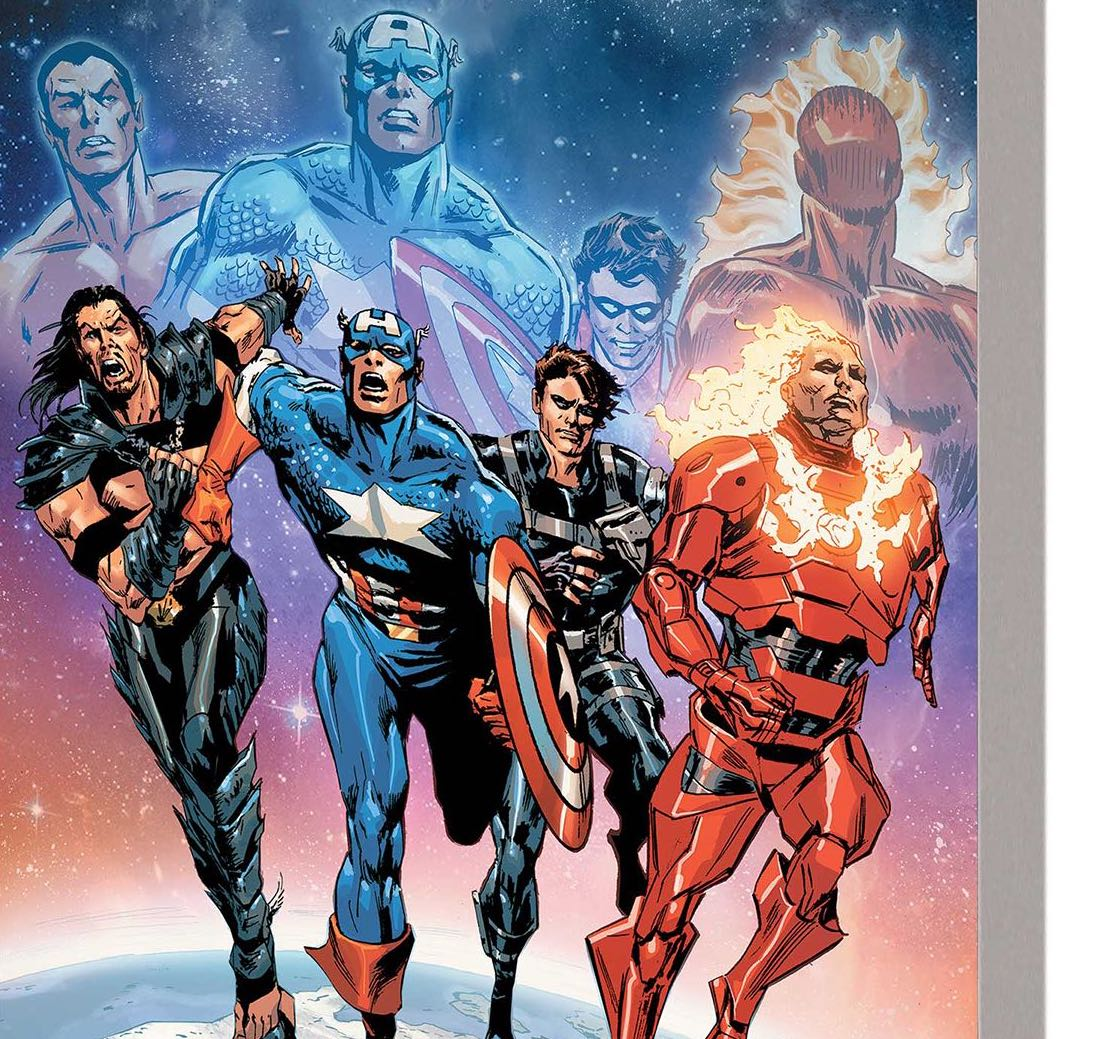 Invaders Vol. 2: Dead in the Water Review