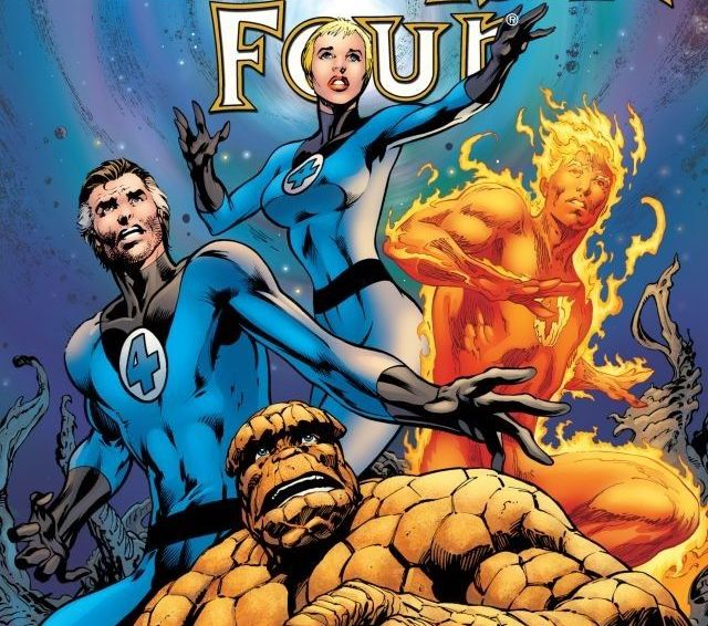 Fantastic Four: The End TPB Review