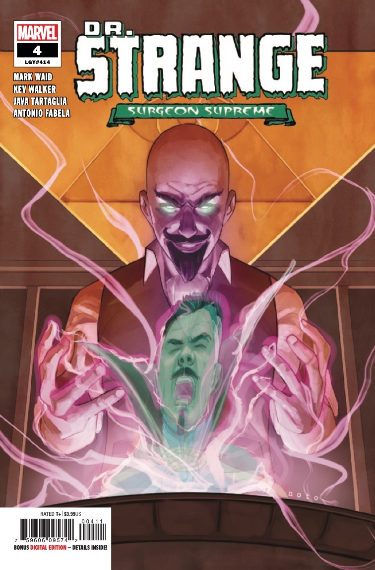 Marvel Preview: Dr. Strange #4