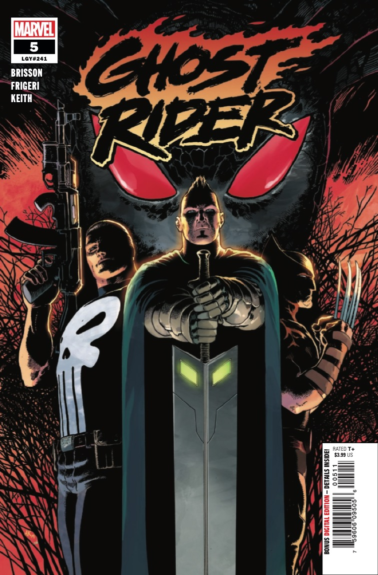 Marvel Preview: Ghost Rider #5