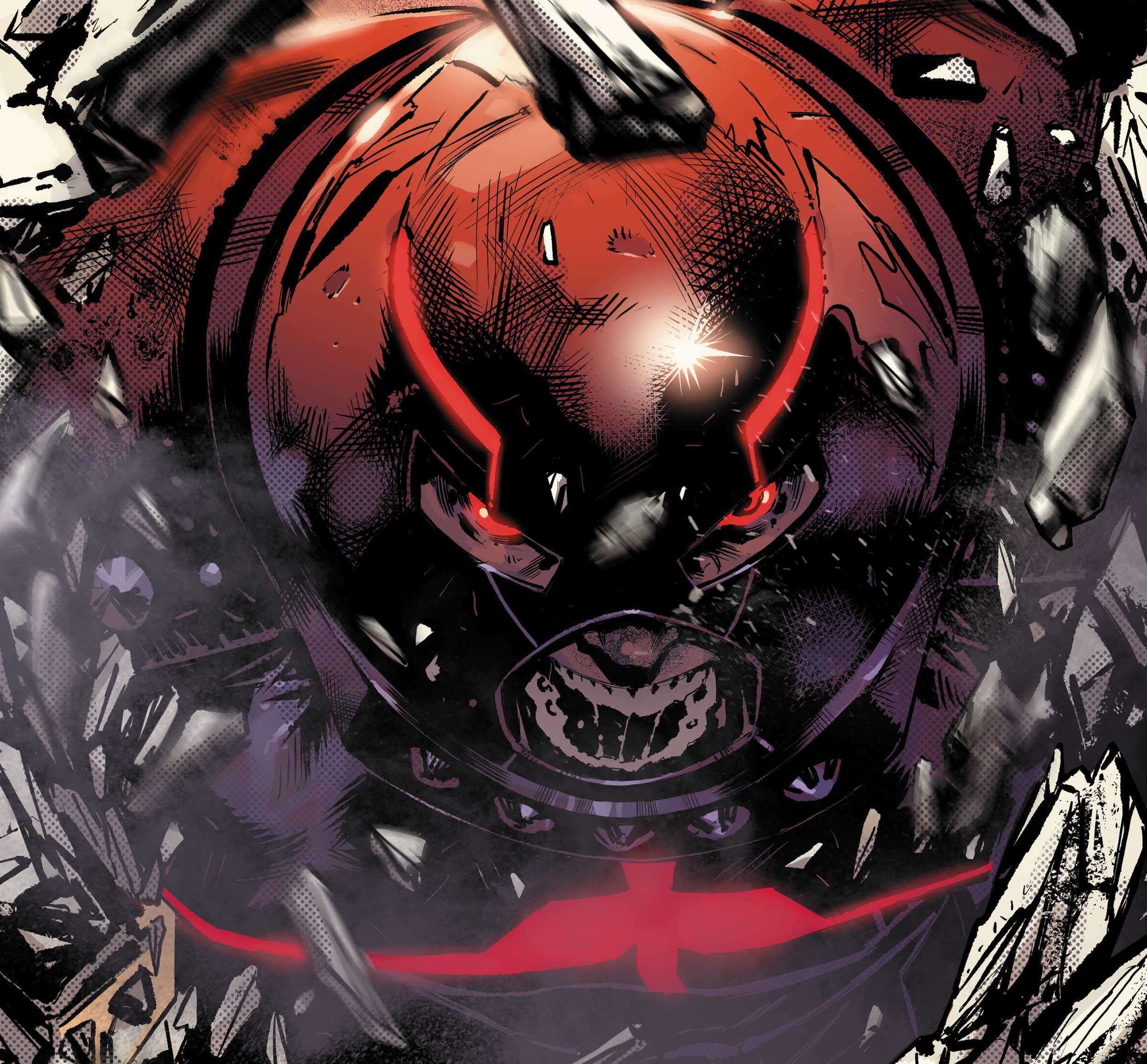 X-Men First Look: 'Juggernaut' #1 coming from X-juggernaut writer Fabian Nicieza and Ron Garney