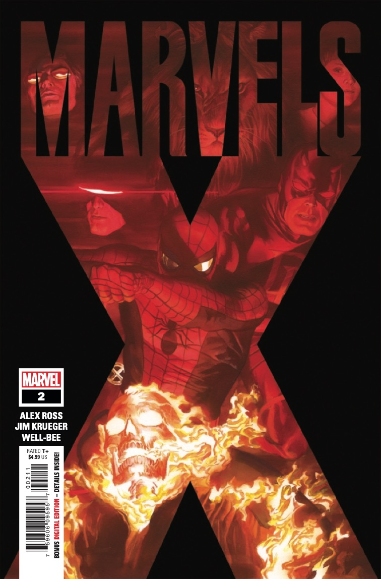 Marvel Preview: Marvels X #2