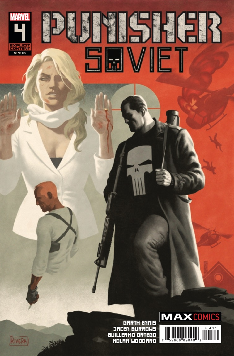 Marvel Preview: Punisher: Soviet #4