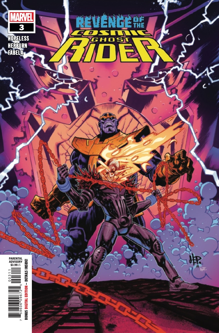 Marvel Preview: Revenge of the Cosmic Ghost Rider #3