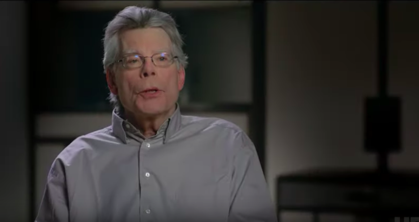 HBO releases 'The Outsider' featurette with Stephen King