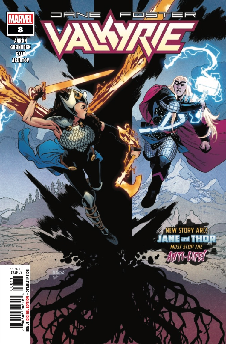 Marvel Preview: Valkyrie: Jane Foster (2019-) #8
