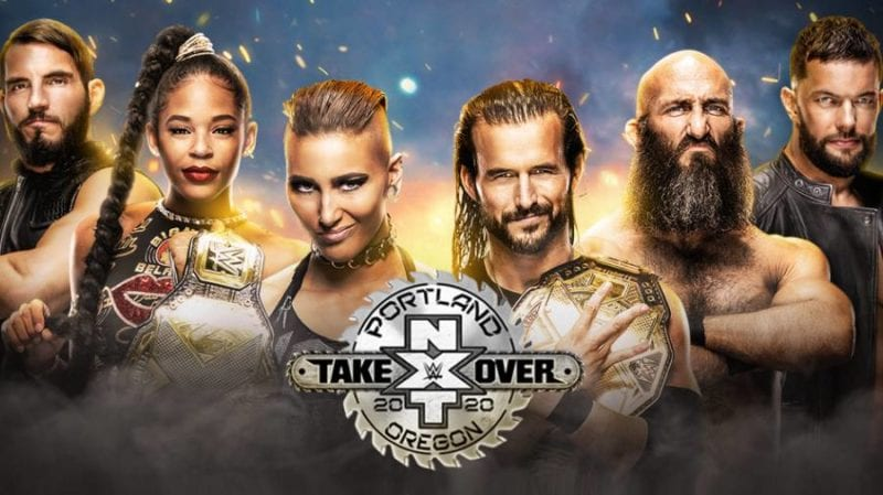 WWE NXT TakeOver: Portland highlights and results
