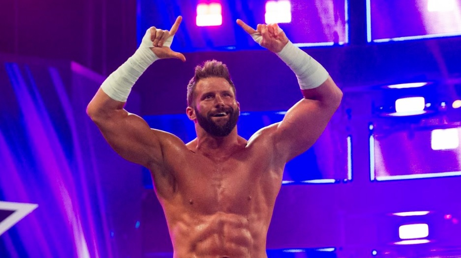 WWE releases more Superstars, including Zack Ryder