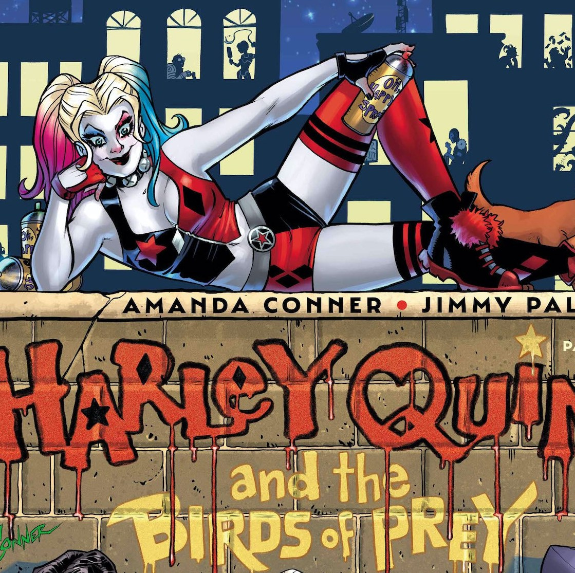 Harley Quinn & The Birds of Prey #1 Review