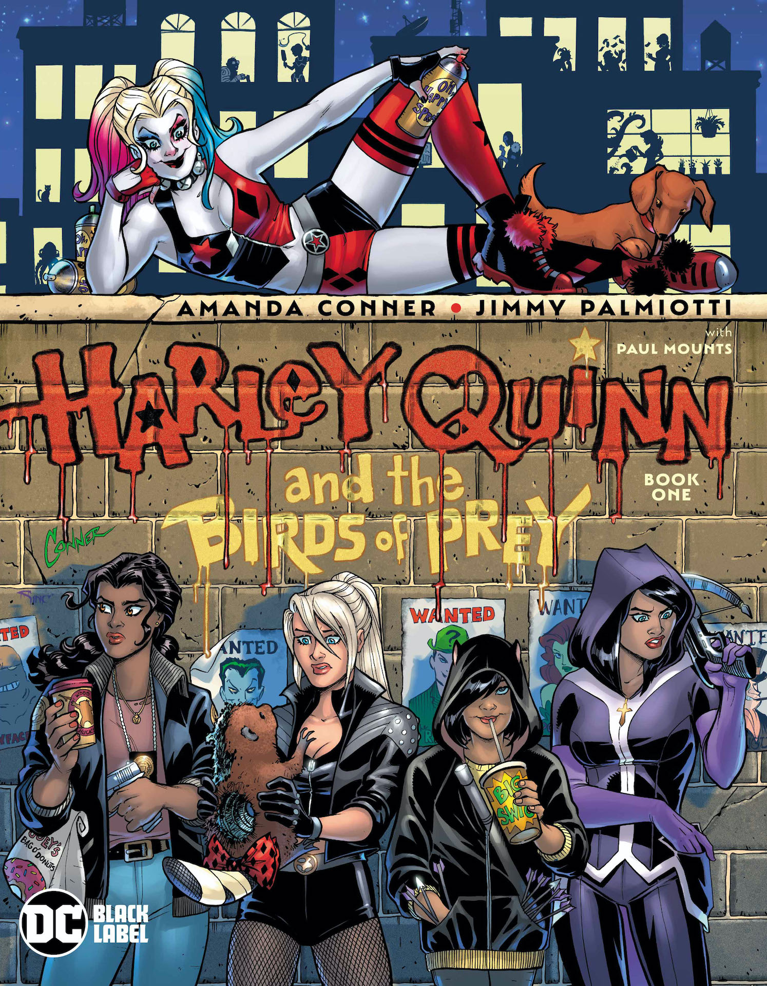 DC Preview: Harley Quinn & The Birds of Prey #1