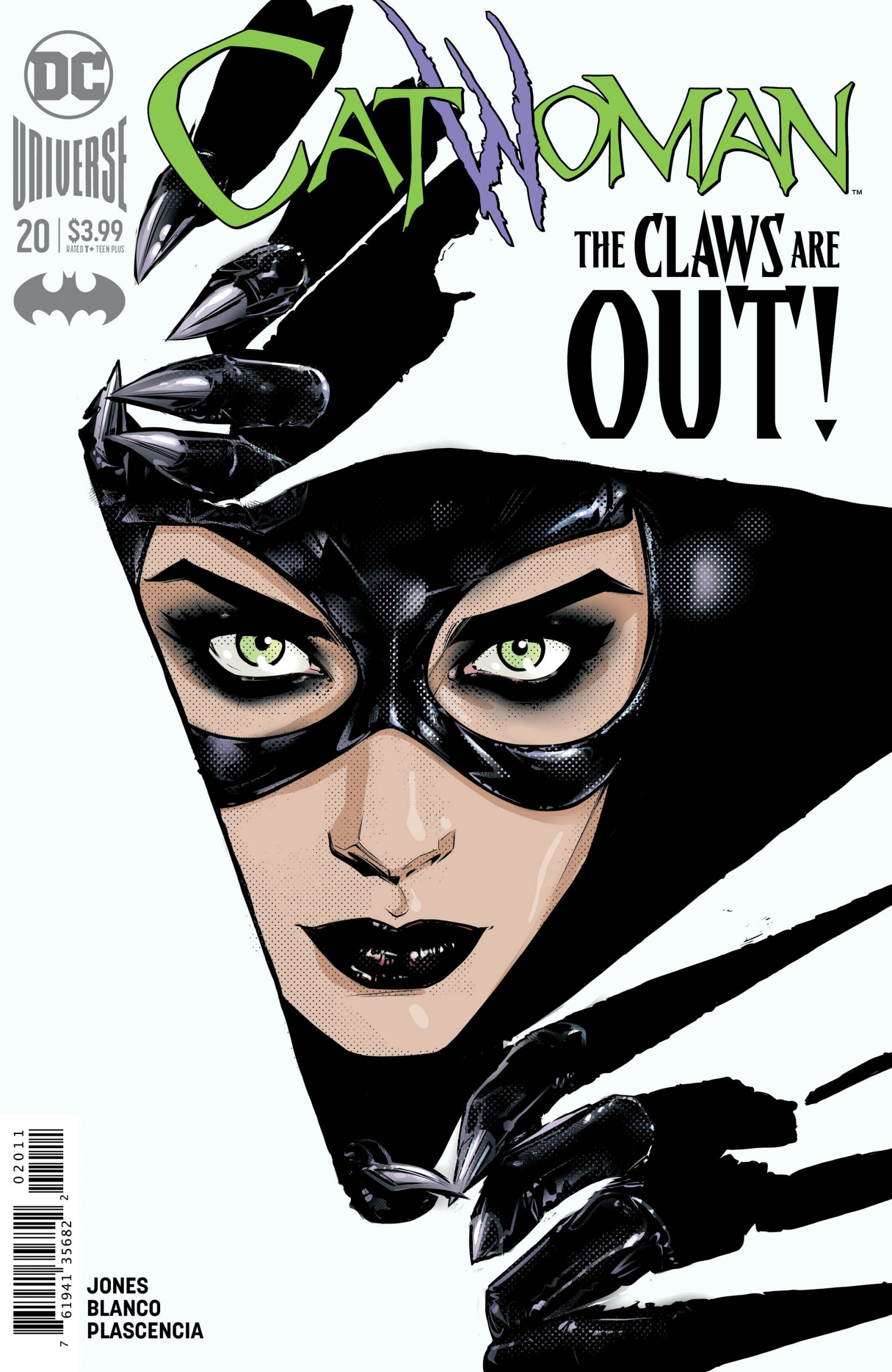 DC Preview: Catwoman #20