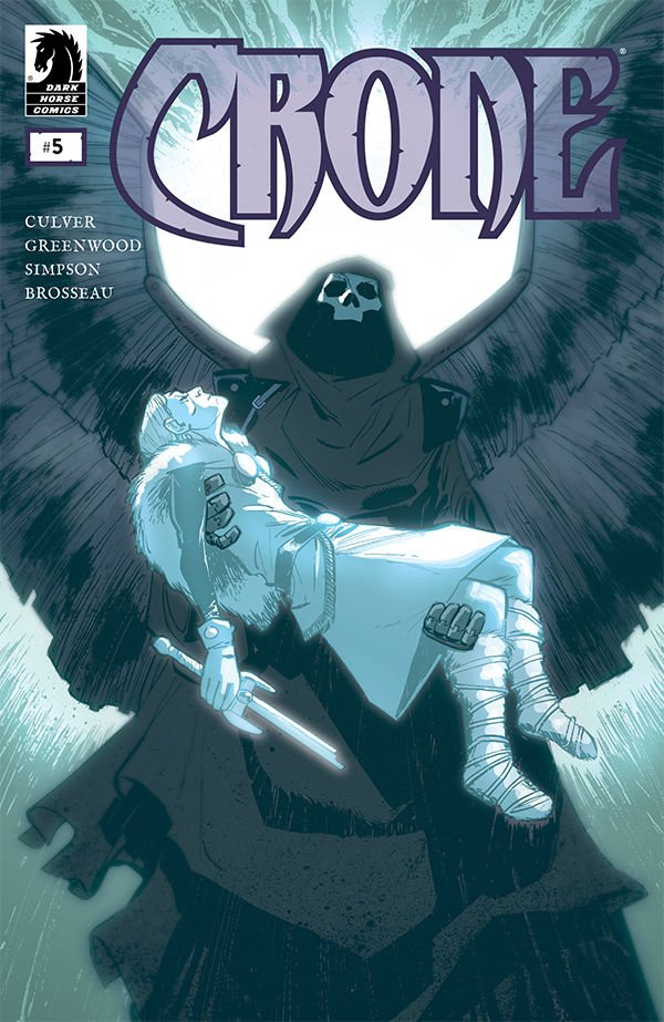 'Crone' #5 review: The war is over and nothing is the same