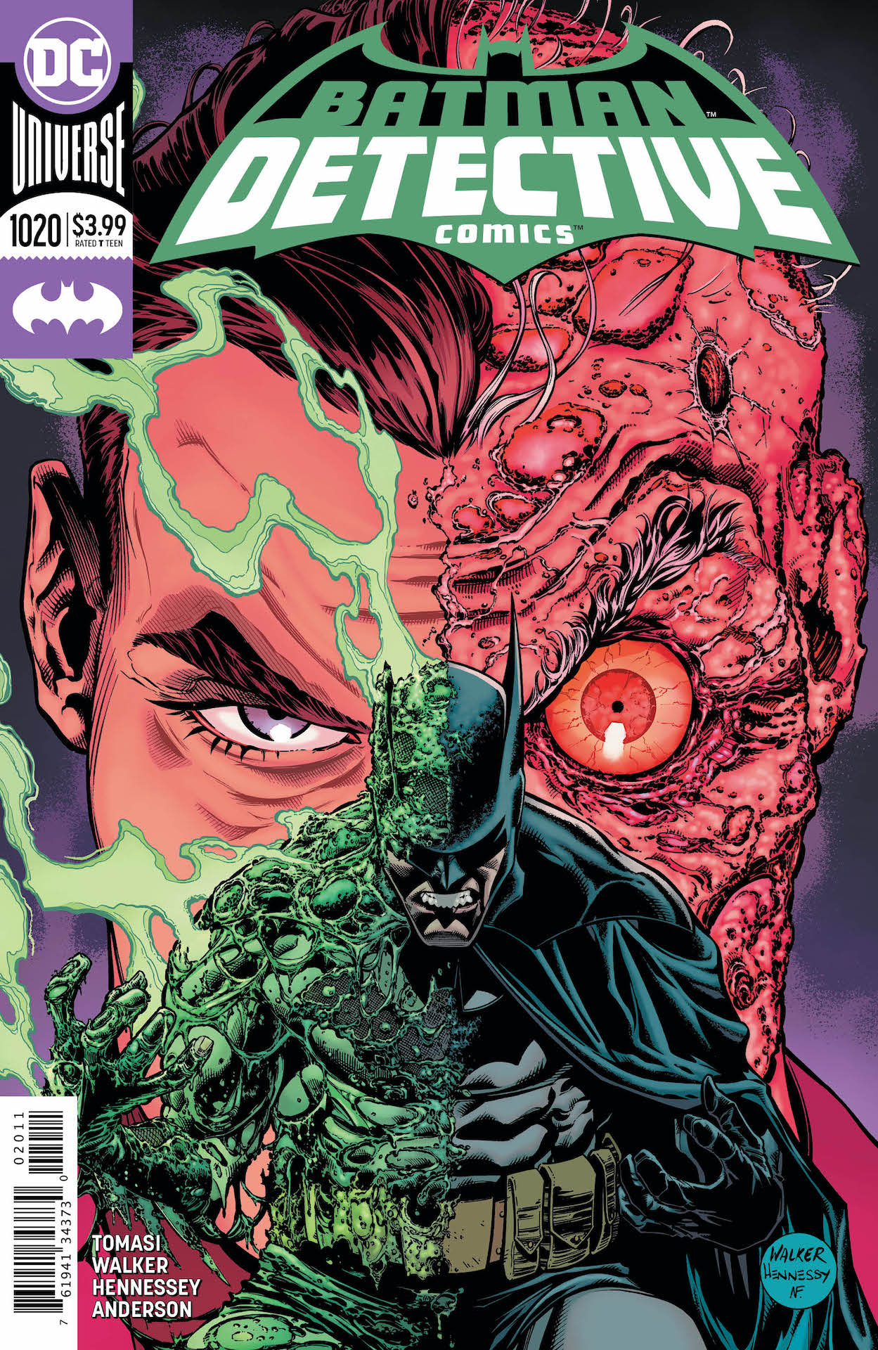 DC Preview: Detective Comics #1020