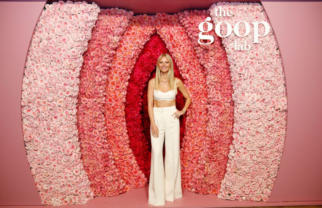 Netflix slimes the world with 'The Goop Lab'