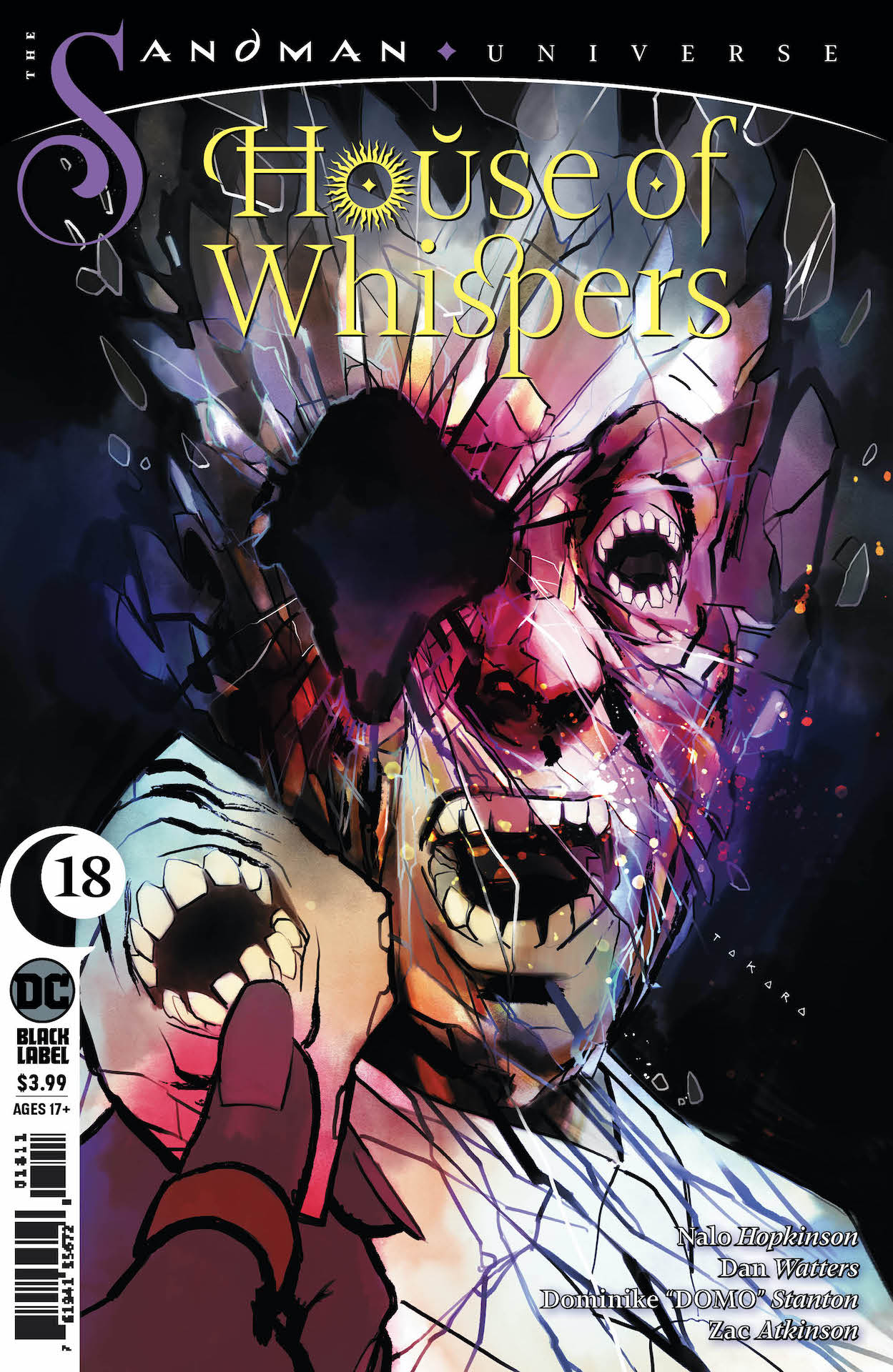 DC Preview: House of Whispers #18