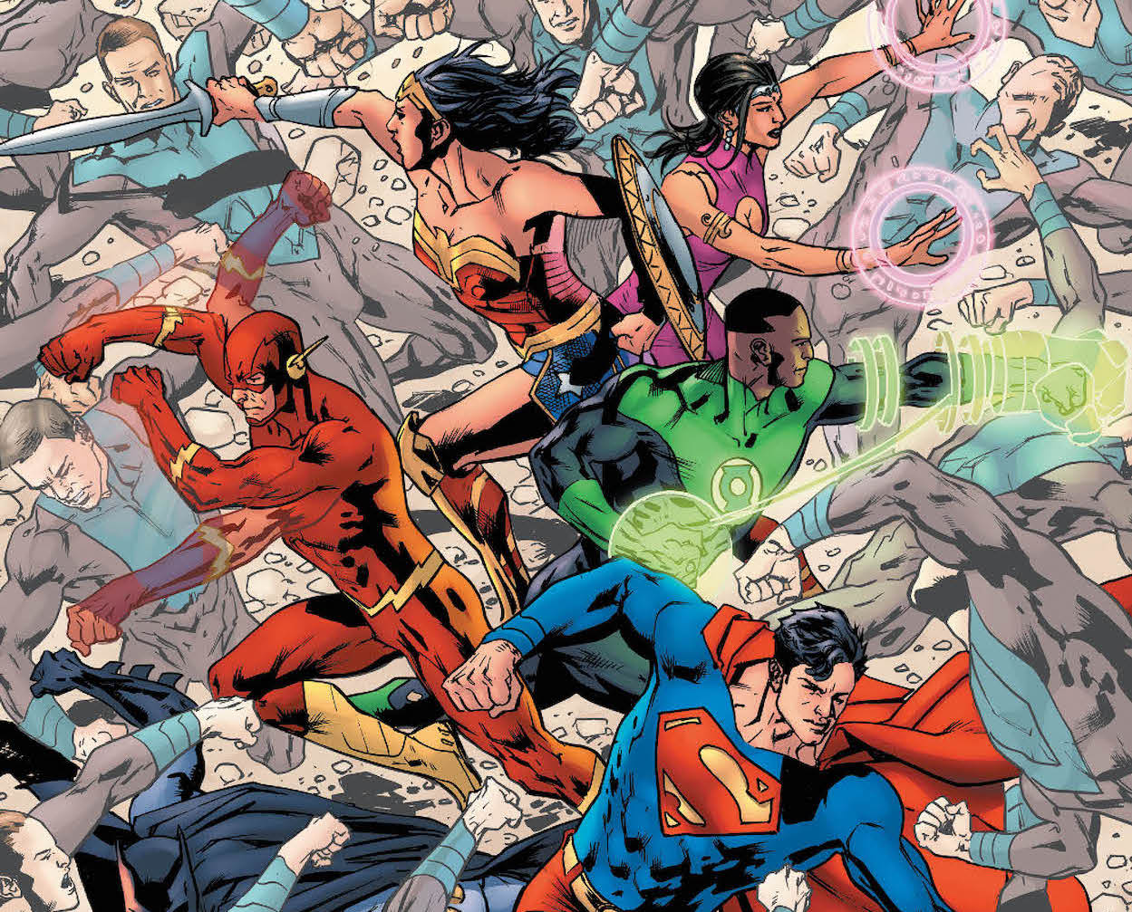 Justice League #40 Review