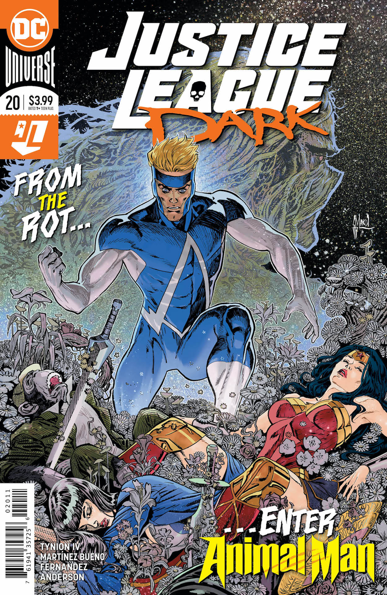 DC Preview: Justice League Dark #20
