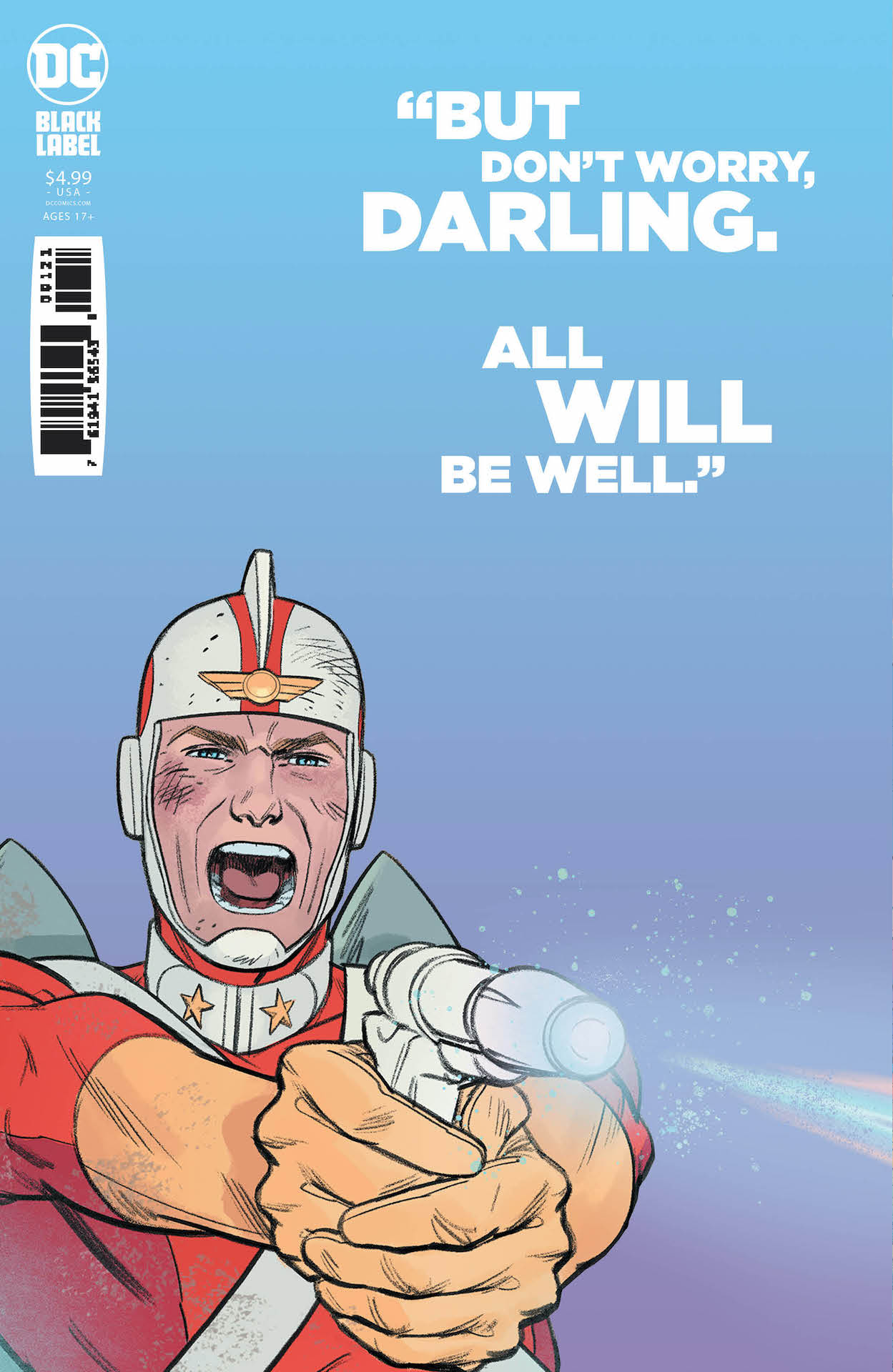 DC Preview: Strange Adventures #1