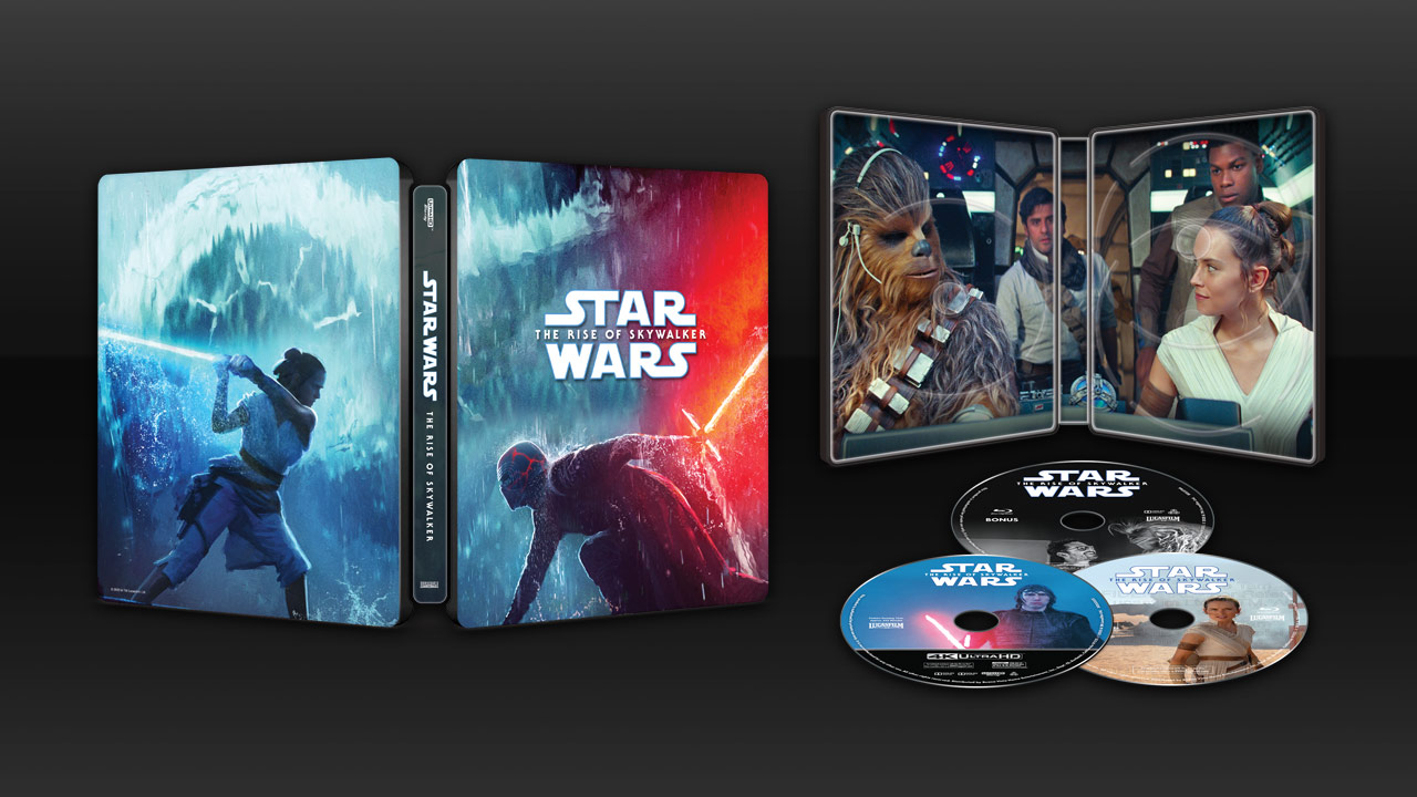 Star Wars: The Rise of Skywalker digital and Blu-ray release date revealed