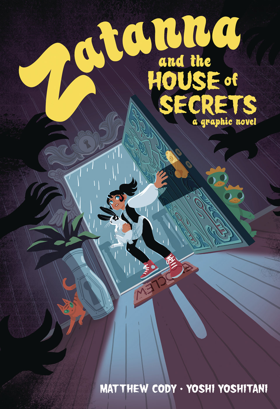 'Zatanna and the House of Secrets' TPB review: A magical delight for all ages