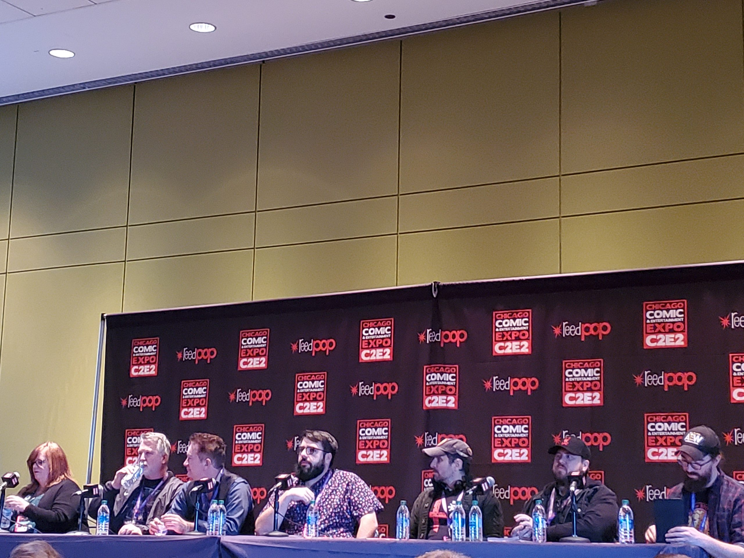 C2E2 day two: Superheroes of DC panel - New details on Flash, Wonder Woman, and 'Death Metal'