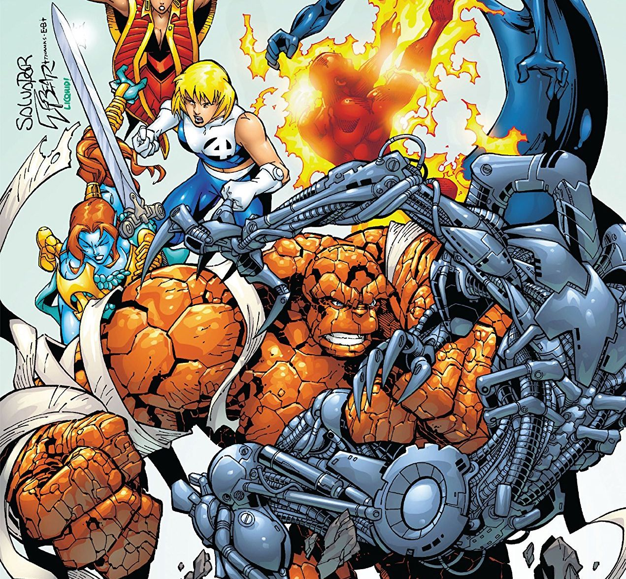 Fantastic Four: Heroes Return - The Complete Collection Vol. 2 Review