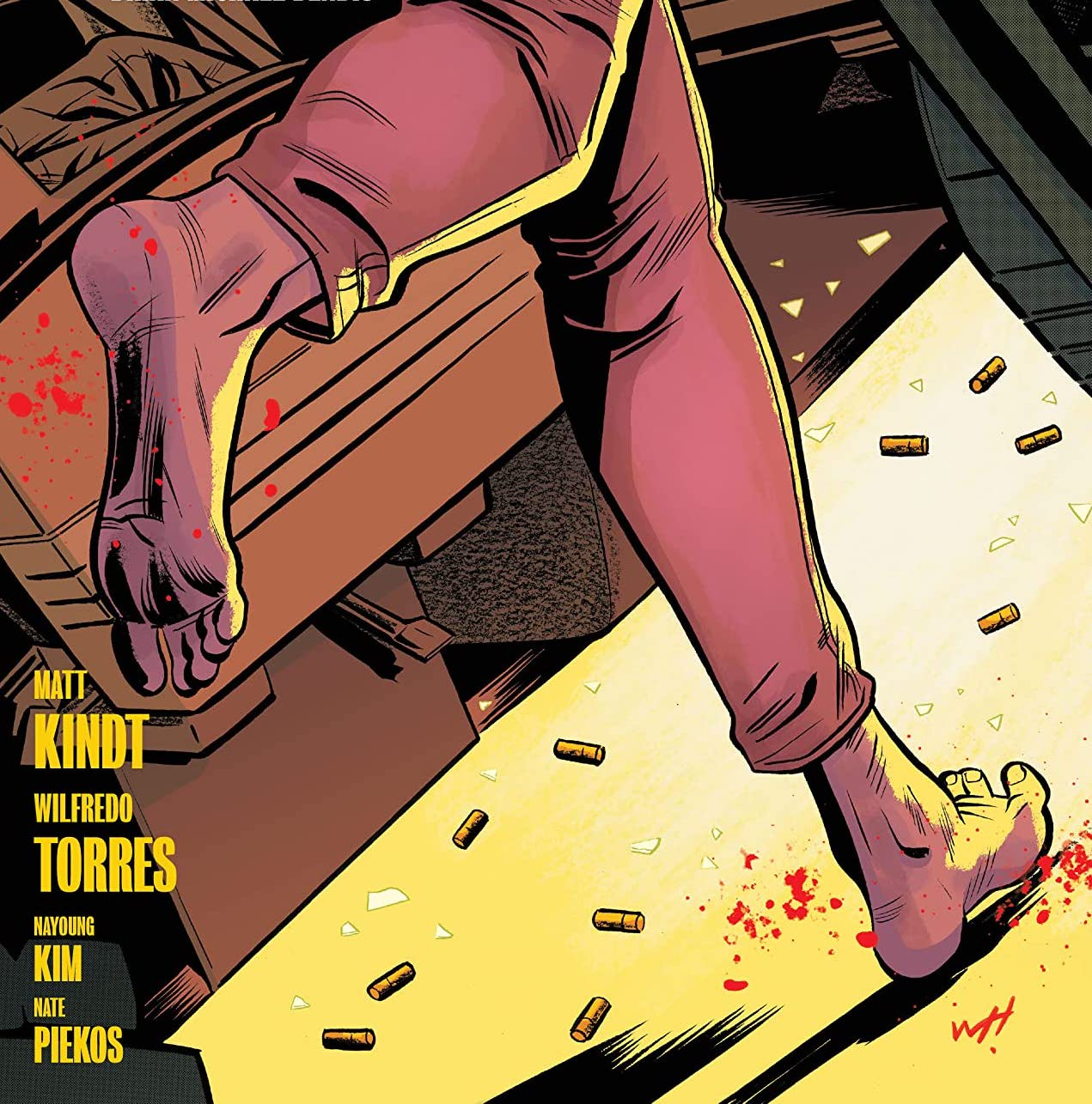 'BANG!' #2 review: Welcome to the party