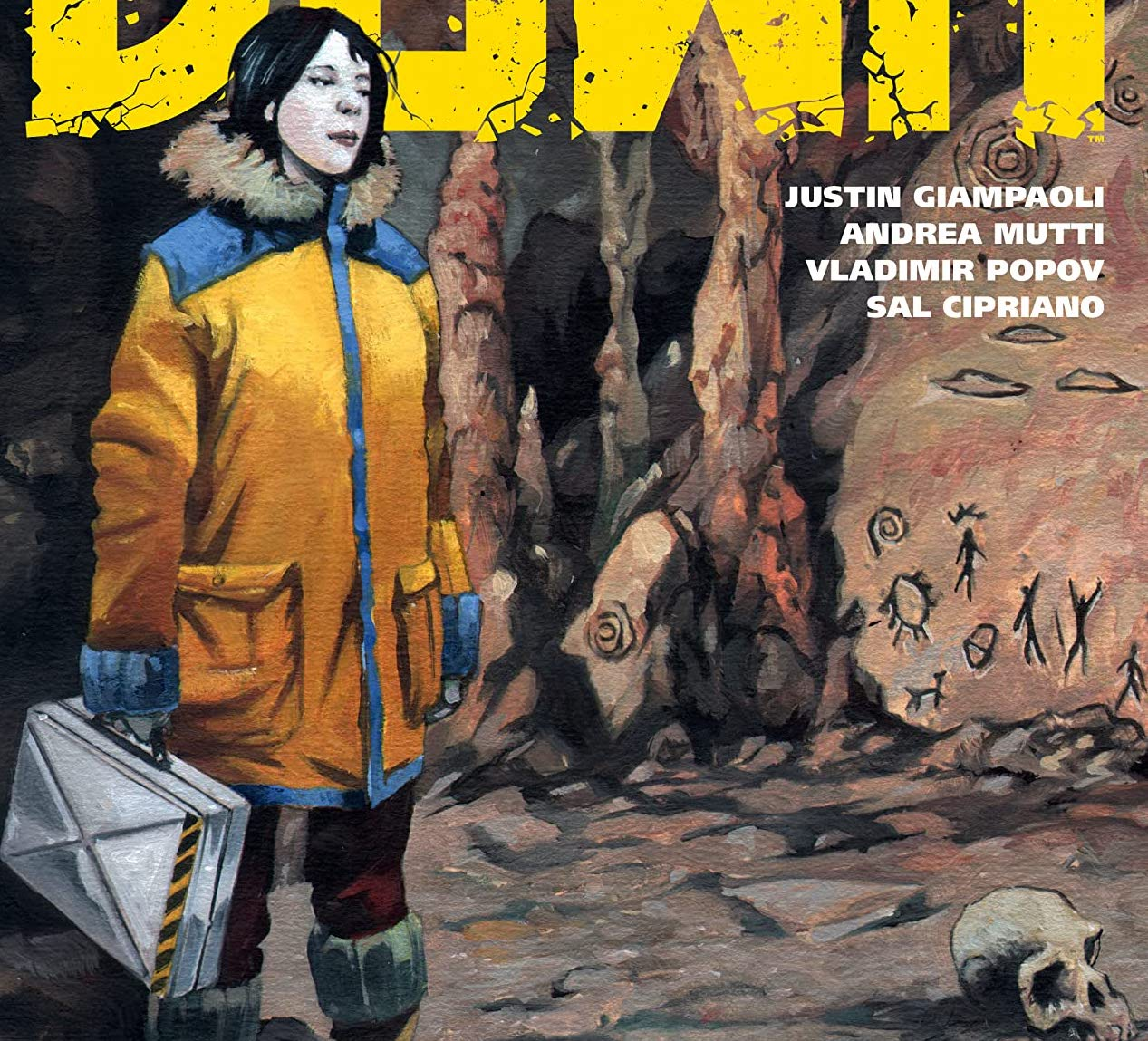 Starship Down #1 Review