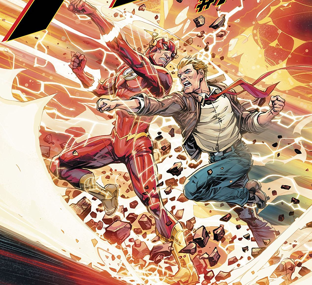 The Flash #750 Review