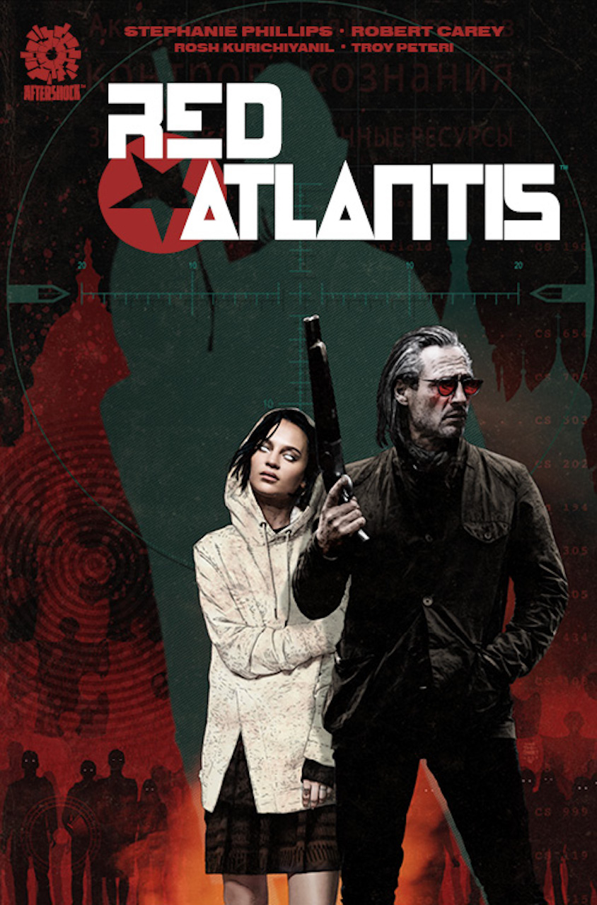 AfterShock Preview: Red Atlantis #1