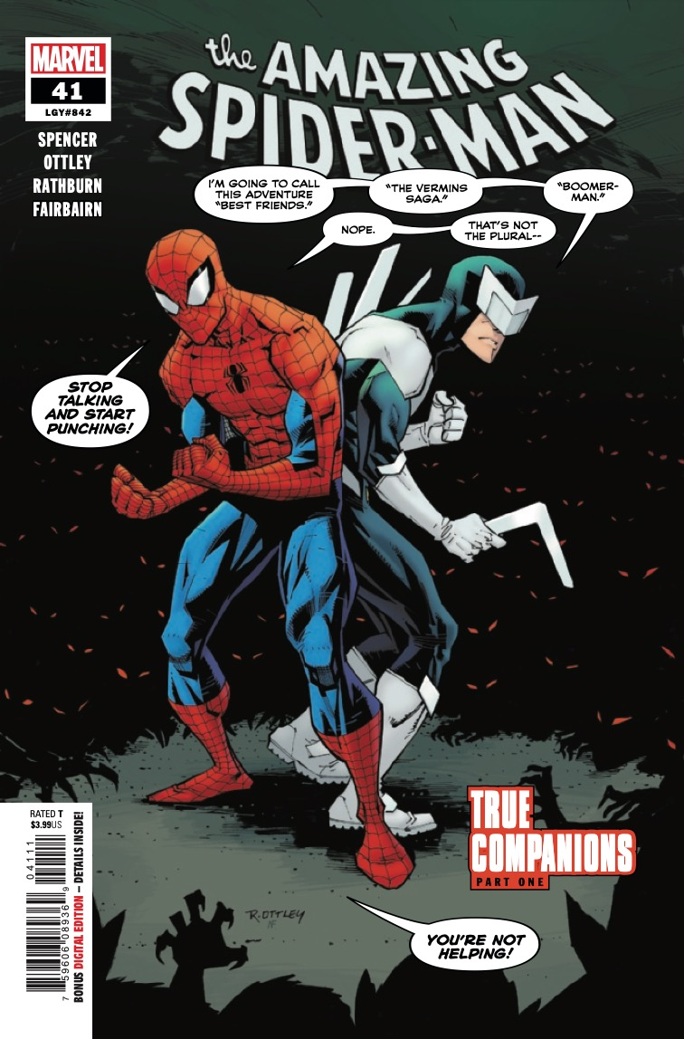 Marvel Preview: Amazing Spider-Man #41