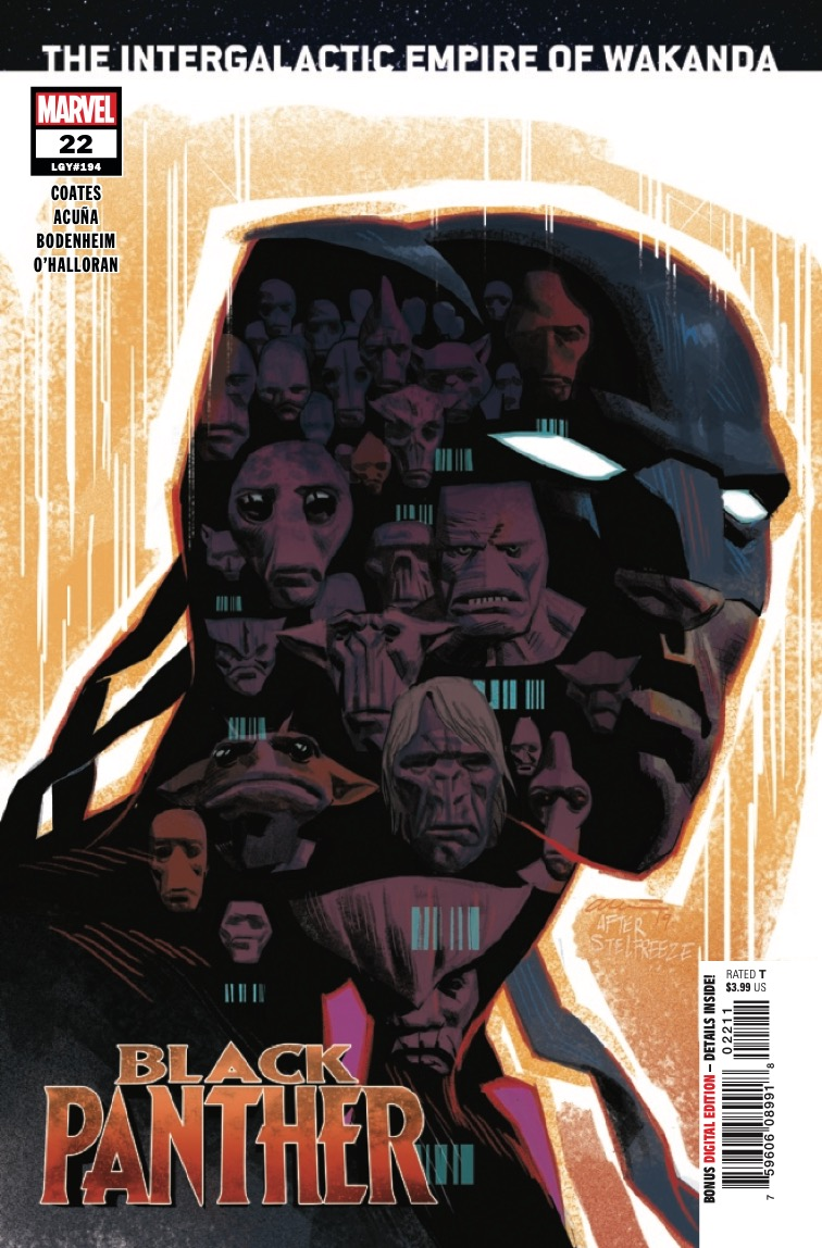 Marvel Preview: Black Panther #22