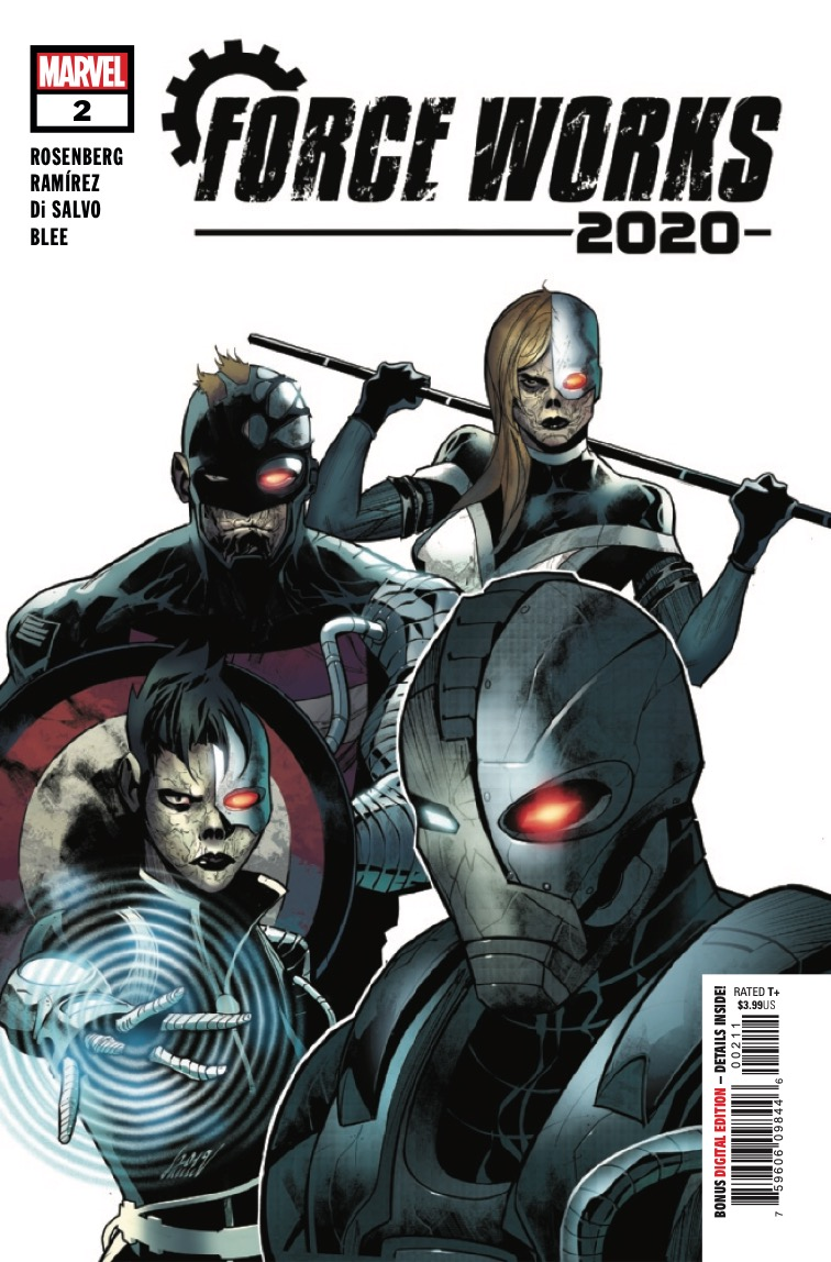 Marvel Preview: 2020 Force Works #2