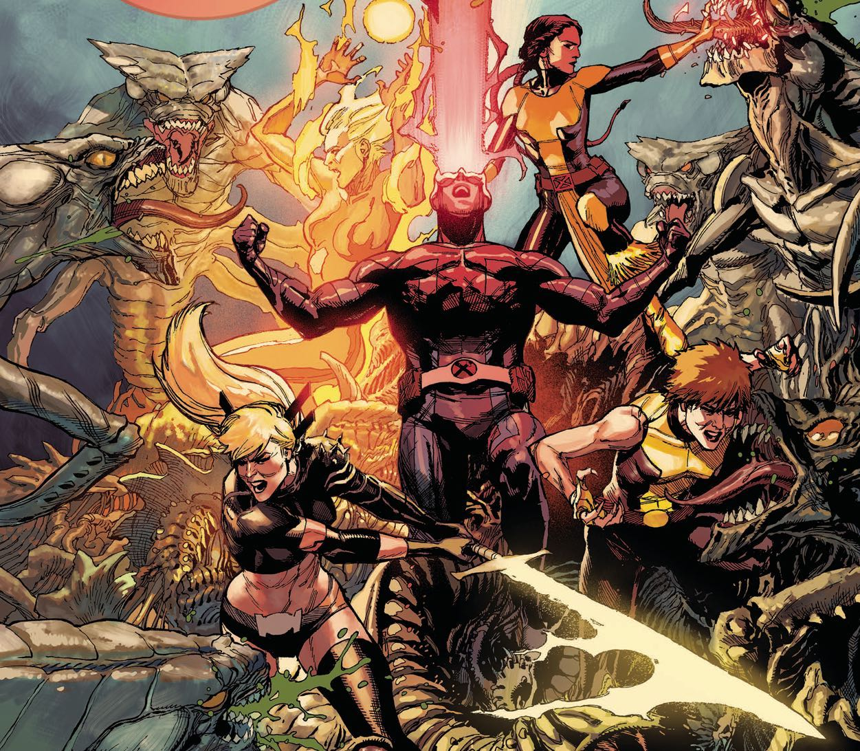 The future of X-Men is bright and it's thanks to a treasure chest of ideas that is endless.