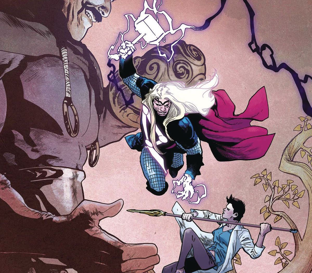 EXCLUSIVE Marvel Preview: Jane Foster: Valkyrie #9