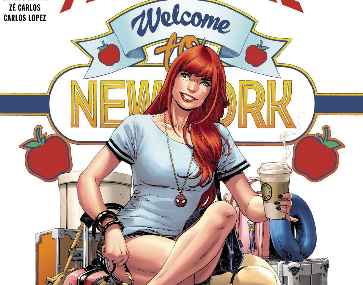 The Amazing Mary Jane #6 Review