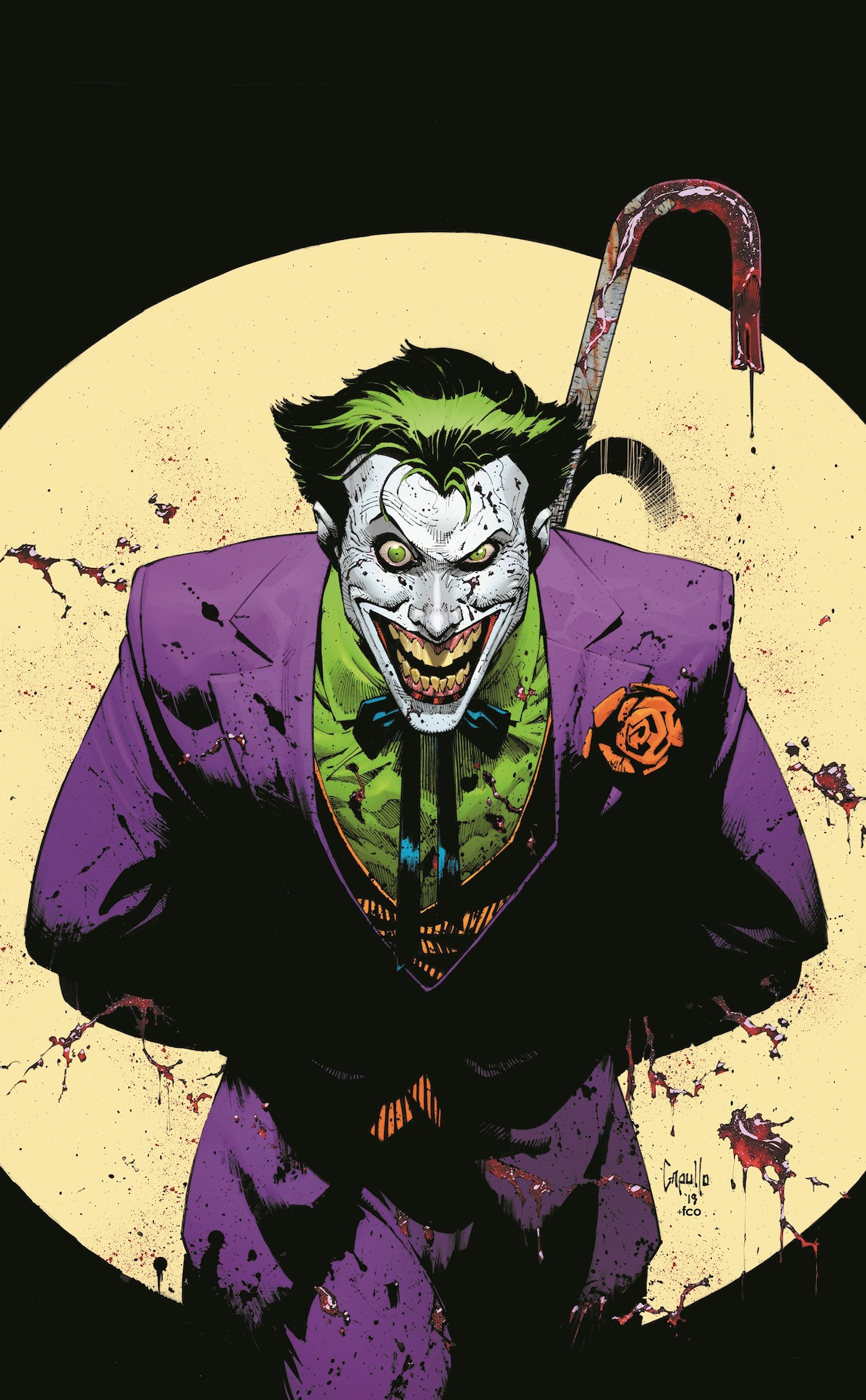 DC Comics cover reveal: Joker 80th Anniversary 100-page Super Spectacular variant covers revealed